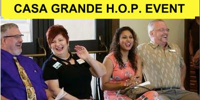 8/14/19 - PNG Casa Grande - Hour of Power Networking Event