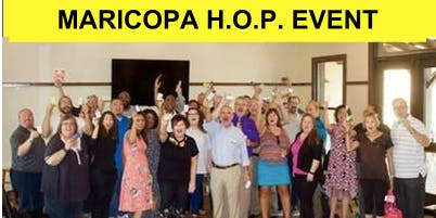 8/15/19 - PNG Maricopa - FREE Hour of Power Networking Event