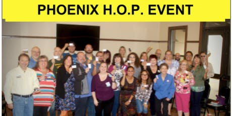 10/7/19 - PNG Phoenix - Hour of Power Networking Event tickets