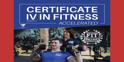 Teacher Accelerated - Certificate IV Fitness