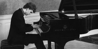 Reed Tetzloff, concert pianist