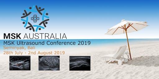 MSK Australia Bali 2019