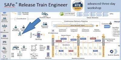 RTE-SAFe-Release-Train-Engineer-RTE Cert- BLM- 20-PDU-SEU