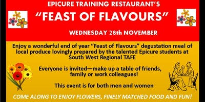 Epicure FEAST OF FLAVOURS