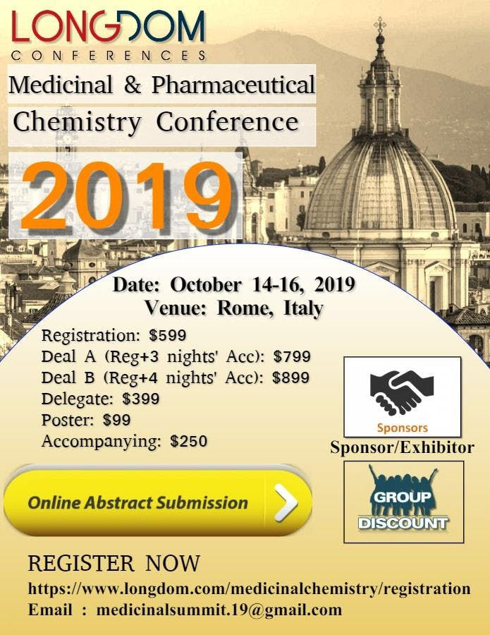 Advances in Medicinal and Pharmaceutical Chemistry at Metropolitan