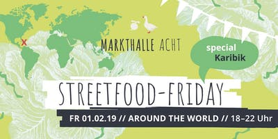 STREETFOOD-Friday: Karibik Special