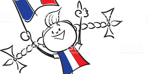 French Rhyme Time @ Leyton Library
