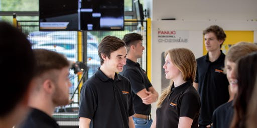 Apprenticeship or University? An information evening for school leavers