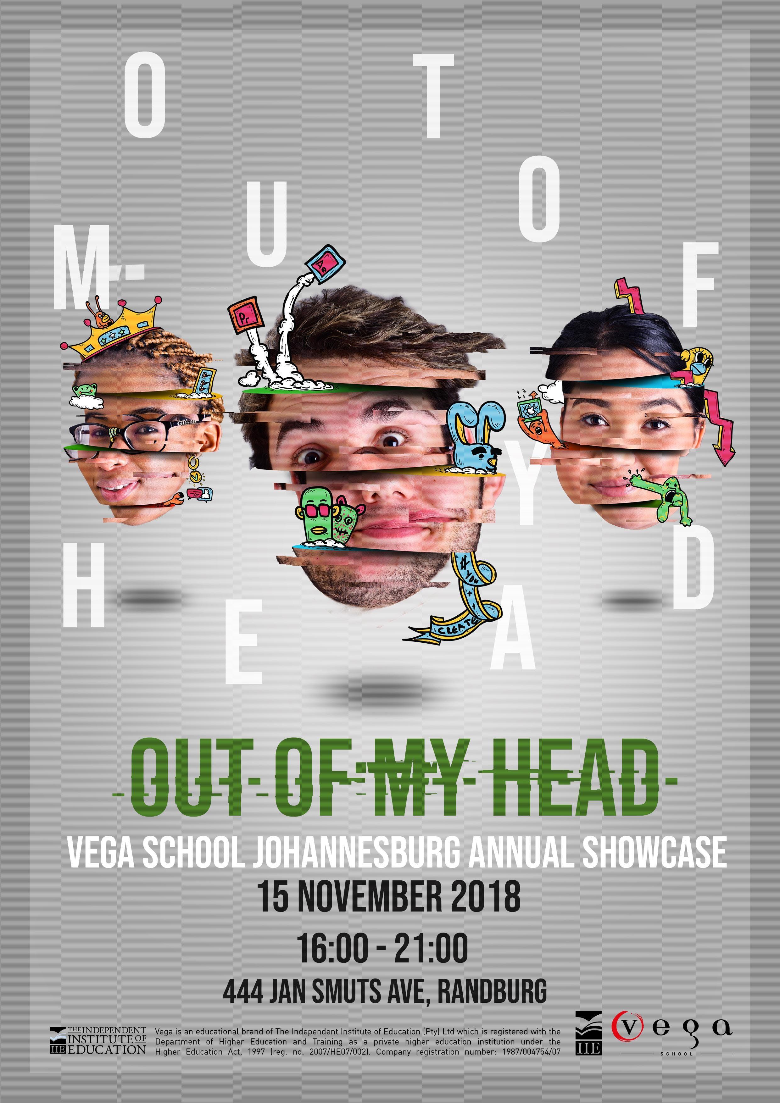 Vega Johannesburg Showcase 2018