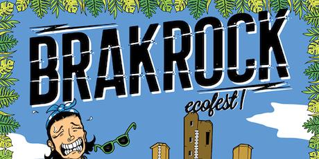Brakrock Ecofest 2019 billets