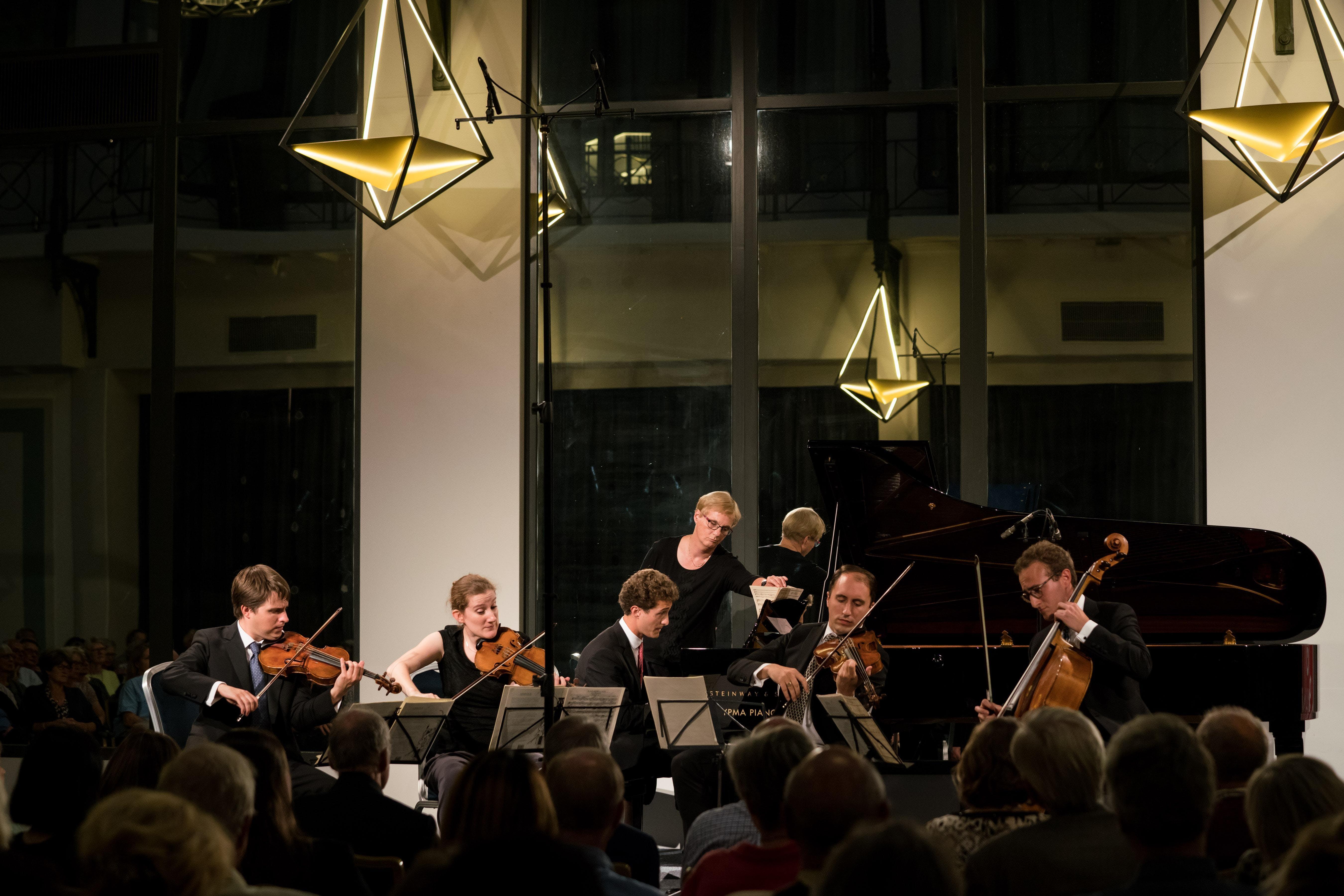 Reizend MuziekGezelschap Amstelkerk 07.12.2018