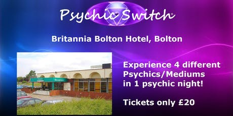 Psychic Switch - Bolton tickets