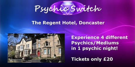 Psychic Switch - Doncaster tickets