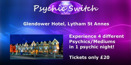 Psychic Switch - Lytham St Annes tickets