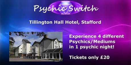 Psychic Switch - Stafford tickets