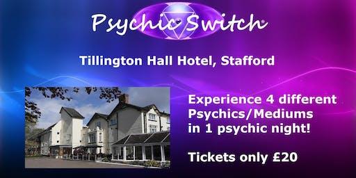 Psychic Switch - Stafford