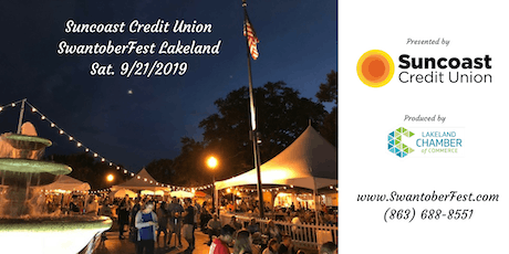 Suncoast Credit Union SwantoberFest Lakeland tickets