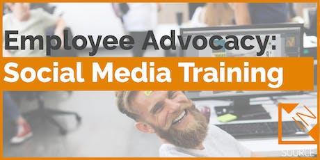 Employee Advocacy Training Programme (Social Media Training) tickets
