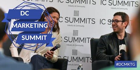DC Marketing Summit tickets