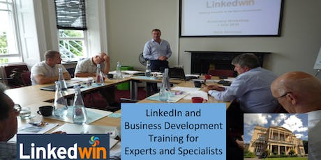 LinkedIn Workshop with a Business Development focus tickets
