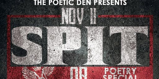 Poetry Special 'SPIT or DIE'