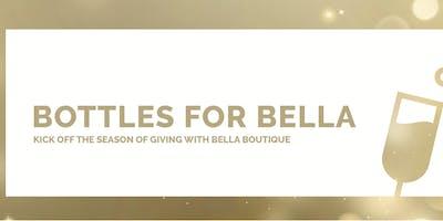 Bottles for Bella