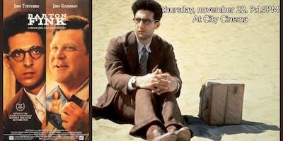 Film Screening: Barton Fink (Joel & Ethan Coen, 1991)