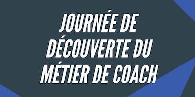 JOURNÉE DE DÉCOUVERTE AU MÉTIER DE COACH PROFESSIONNEL - ROUEN