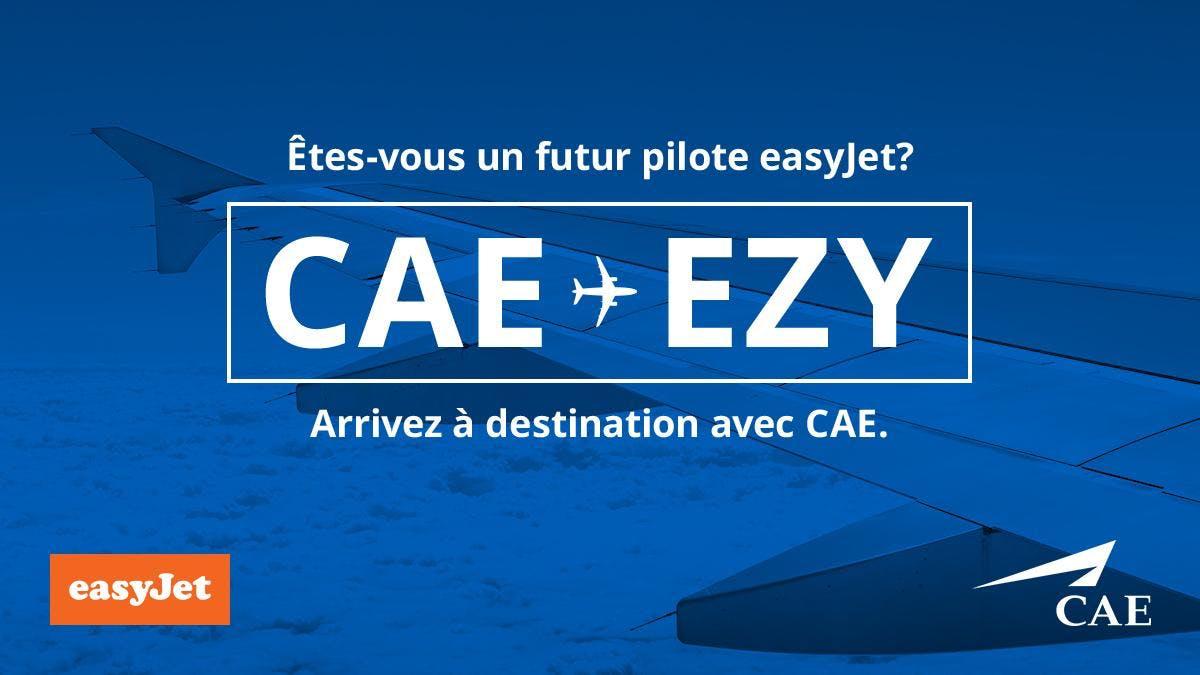 CAE become a pilot roadshow - Lyon
