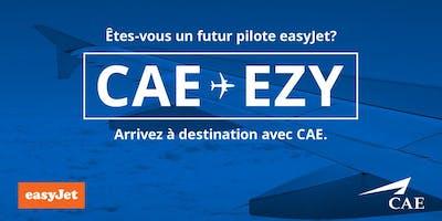 CAE become a pilot roadshow - Nice