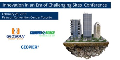 Innovation in an Era of Challenging Sites Conference