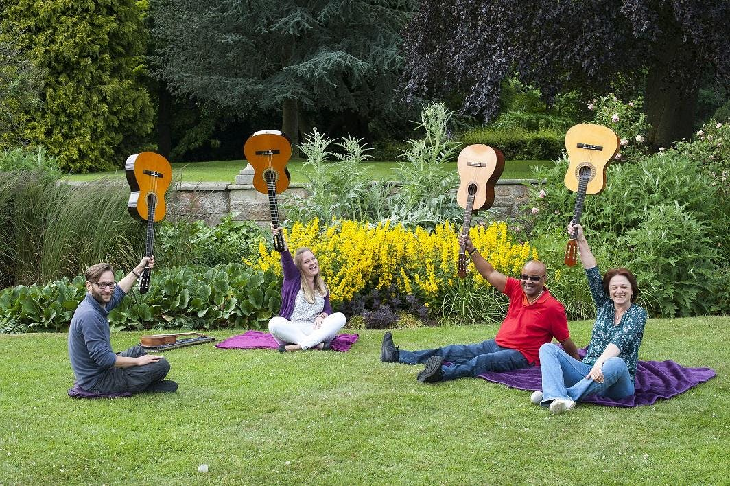 Mindful Guitar Learning 6 Week Course Leamington Spa From 8th of November Every Thursday 3pm