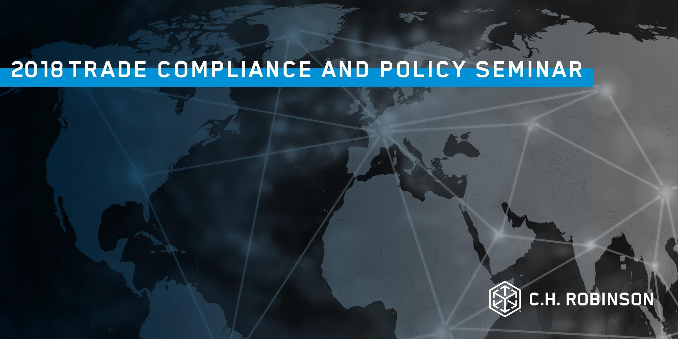 Montreal Trade Compliance and Policy Seminar