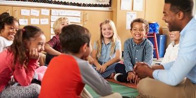 Positive Discipline in the Classroom - Renton (5-Week Workshop - Jan 24-Feb 28)