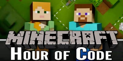 Hour of Code Minecraft workshop ages 8+ - Salem - December