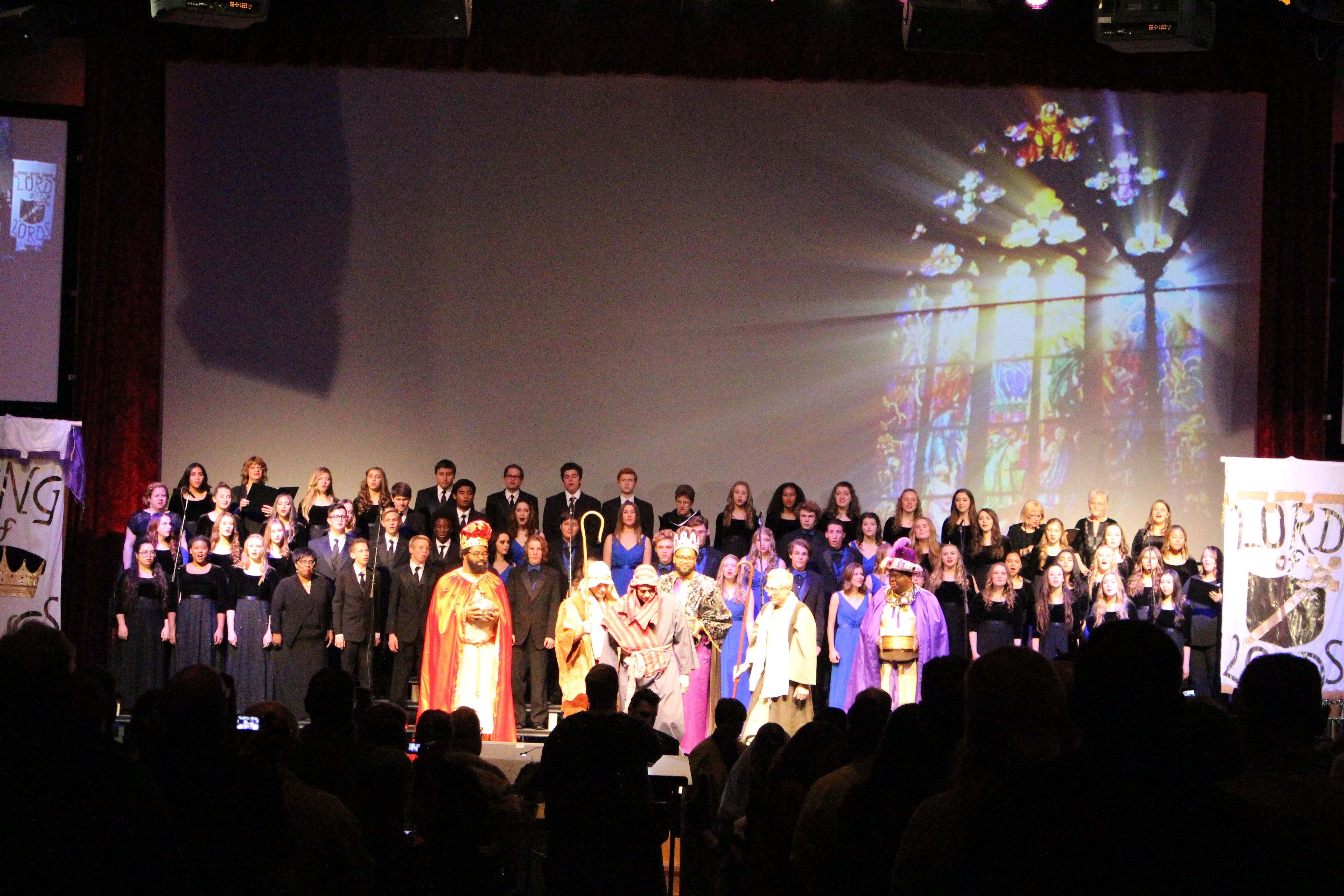 Valley Christian Christmas Extravaganza (Dec. 13)