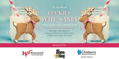 2nd Annual Cookies with Santa Holiday Celebration