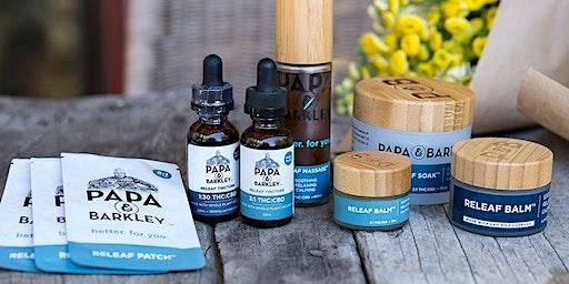 Papa & Barkley - Patient Education & Demos