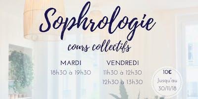 Sophrologie : Séances collectives - Paris