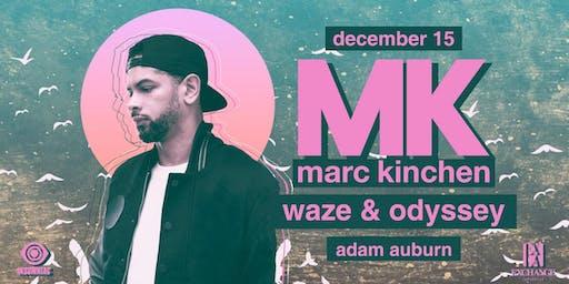 MK与Waze&Odyssey