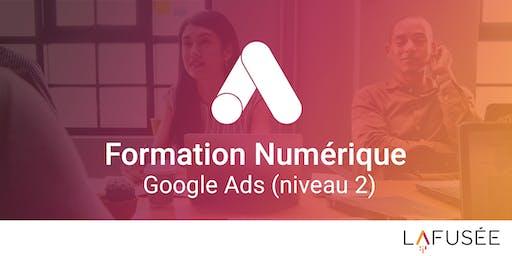 Formation Google Ads / Référencement Payant (Niveau 2) - 1 journée