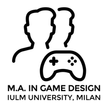 Master of Arts in Game Design (IULM University) logo