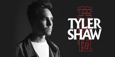 Tyler Shaw VIP Upgrade - Waterloo, ON - 11/22/18
