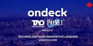 The Future is Now: Tech, Lending and Drinks