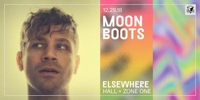 Moon Boots @ Elsewhere