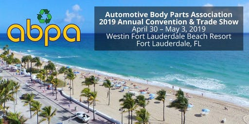 Abpa 2019 Annual Convention Ft Lauderdale
