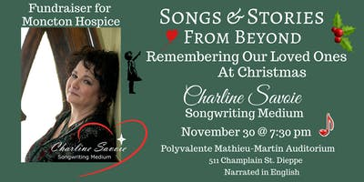 Songs & Stories From Beyond - Remembering Our Loved Ones at Christmas