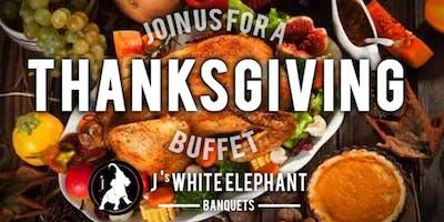 Thanksgiving Buffet 2018 Buffalo
