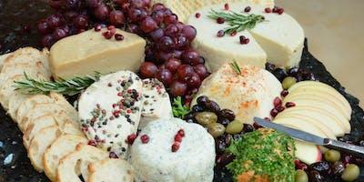 Plant-Based Cheesemaking Workshop