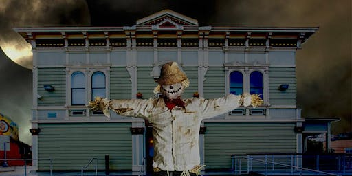 Halloween Haunted House & Trick or Treat Trail 2018